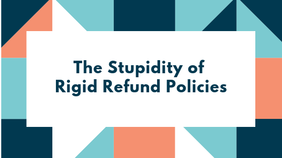 stupid refund policy wp rocket