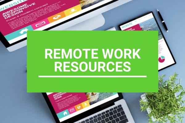 remote work resources